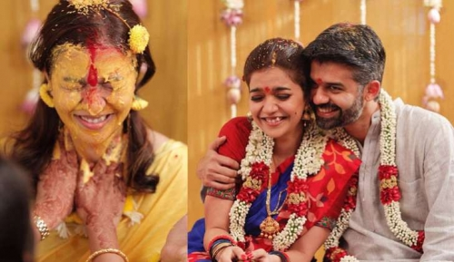 Weddingstreet | South Actress Swathy Reddy gets Married!