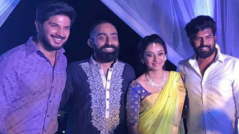 Actress-Gauthami-Nair-marries-director-Srinath