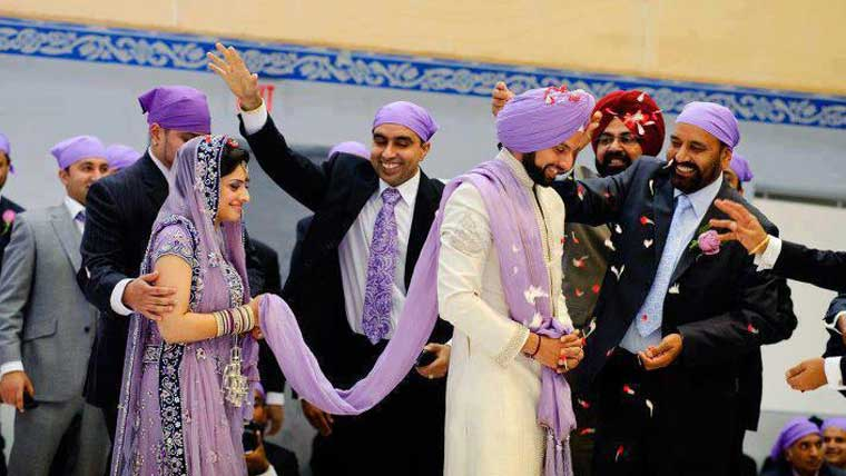 The-traditionally-rich-Sikh-weddings