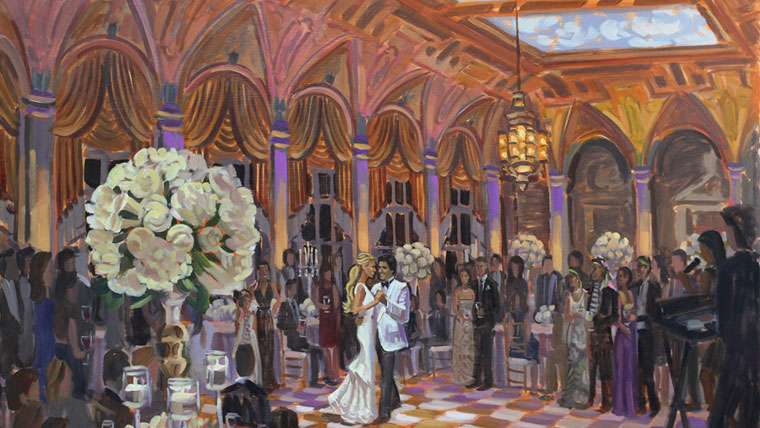 Live-paintings-are-the-latest-addition-to-wedding-celebrations