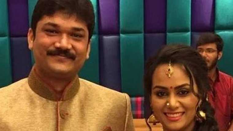 Menaka & Suresh's daughter Revathy gets married