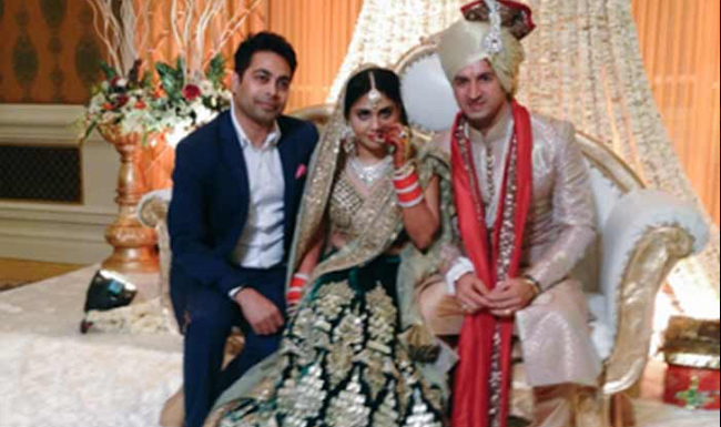 Cricketer-Mohit-Sharma-Ties-Knot-wedding-planner-kochi