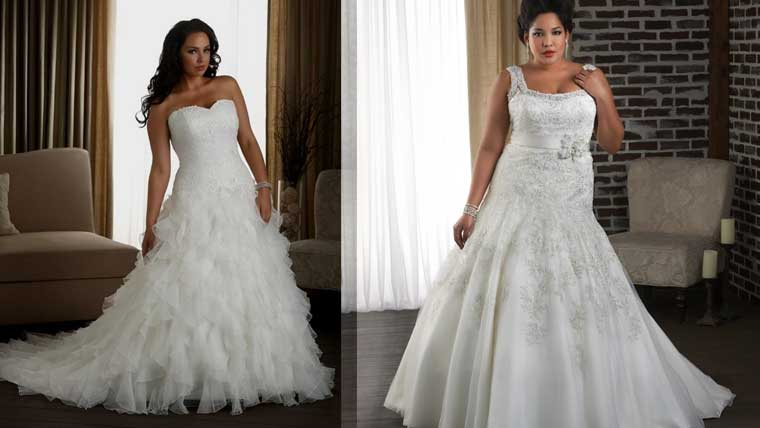 Gown-shopping-tips-for-plus-size-brides