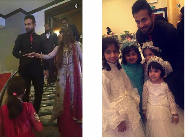 Irfan-Pathan-Marries-Saudi-Model