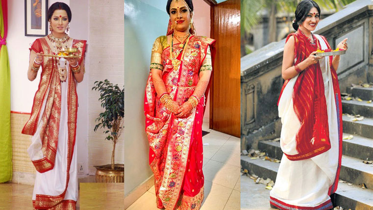 Wear-your-favourite-saree-in-Bengali-style-this-wedding-season