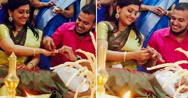 Actress-Sarayu-Gets-Engaged-Wedding-Daily