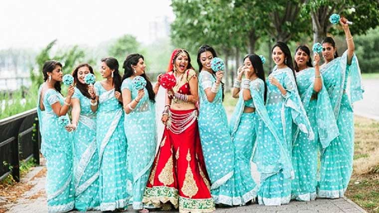 Stylish-outfit-ideas-for-Indian-bridesmaids-Premium-Wedding-planner