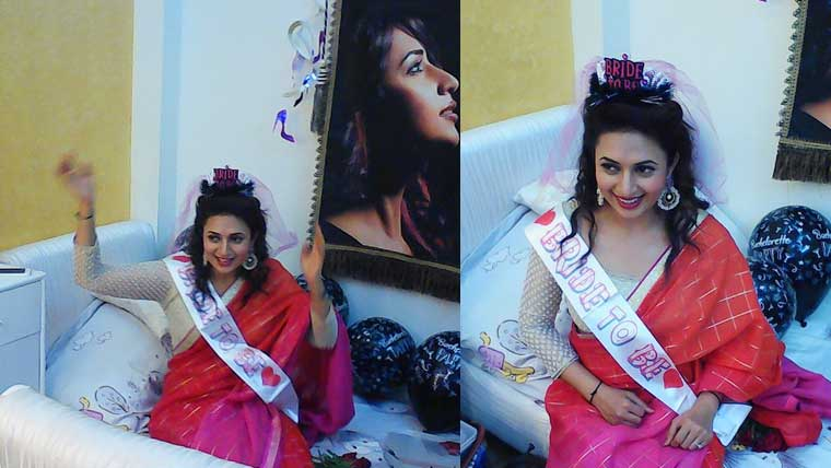 Divyanka-celebrates-her-bachelorette-party-with-friends