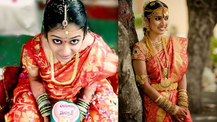 Look-charming-like-a-Telugu-bride