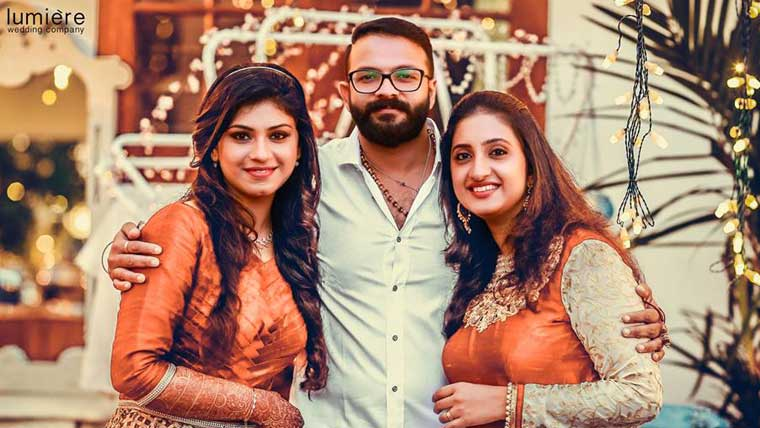Pretham-fame-Sharanya-Menon-ties-the-knot