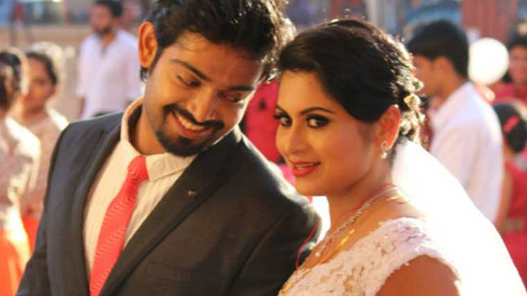 Actress-Sruthy-Lakshmi-Enters-Marital-Bliss
