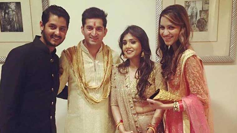 Cricketer-Mohit-Sharma-Gets-Engaged